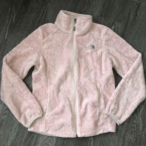 Women's The North Face full zip jacket long sleeve